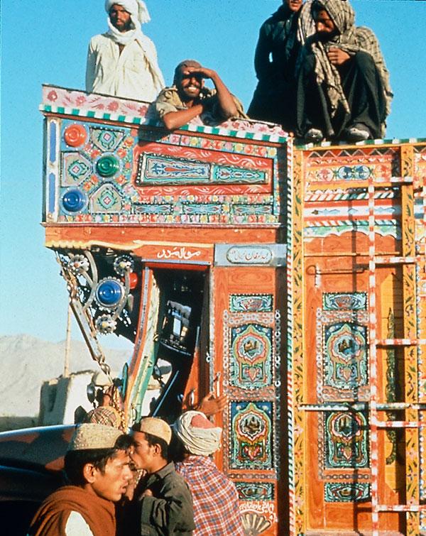 Reisen in Afghanistan