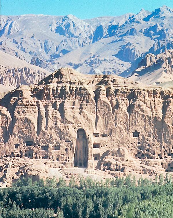 Buddha von Bamiyan, Afghanistan