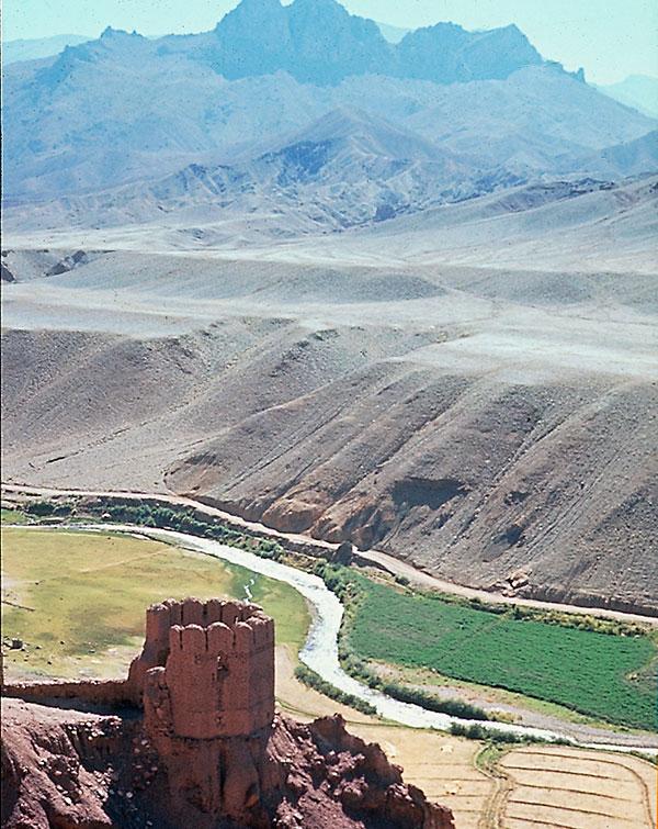 Shahr-e Zuhak, die Rote Stadt, Afghanistan