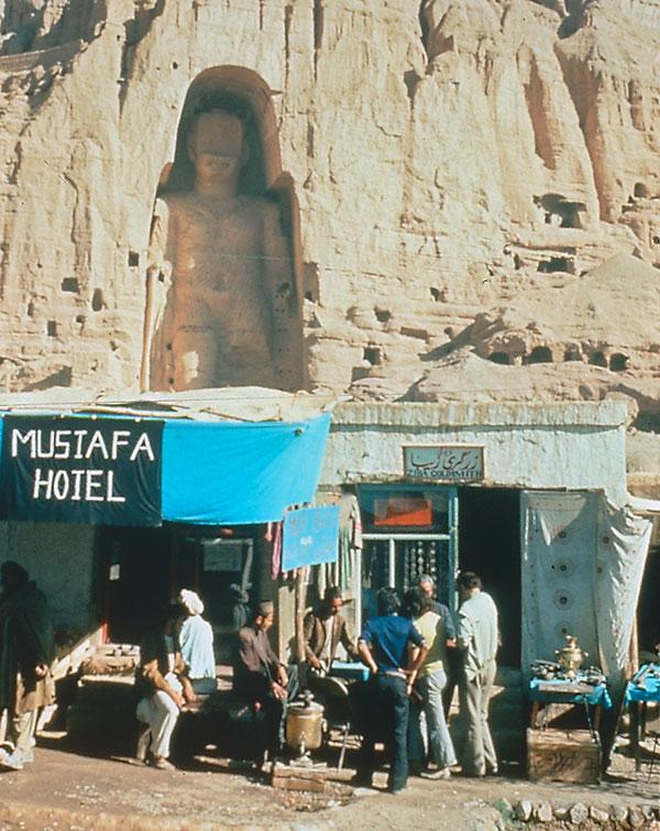 Musiafa Hotel, Bamiyan, Afghanistan