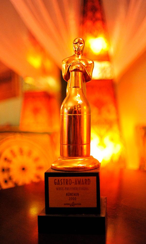 Gastro-Award 2000 Chopan