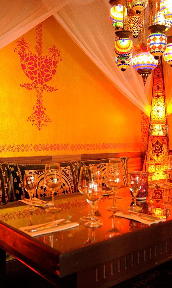 CHopan afghanisches Spezialitäten Restaurant München Neuhausen