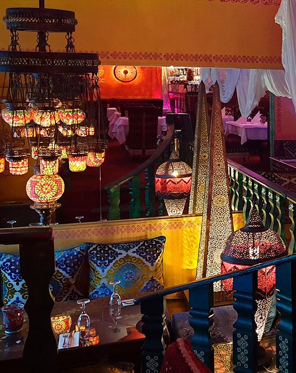 Chopan Afghanisches Spezialitäten Restaurant München-Neuhausen